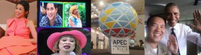 AlDub and the APEC Summit. Written by Bam Alegre for SubSelfie.com