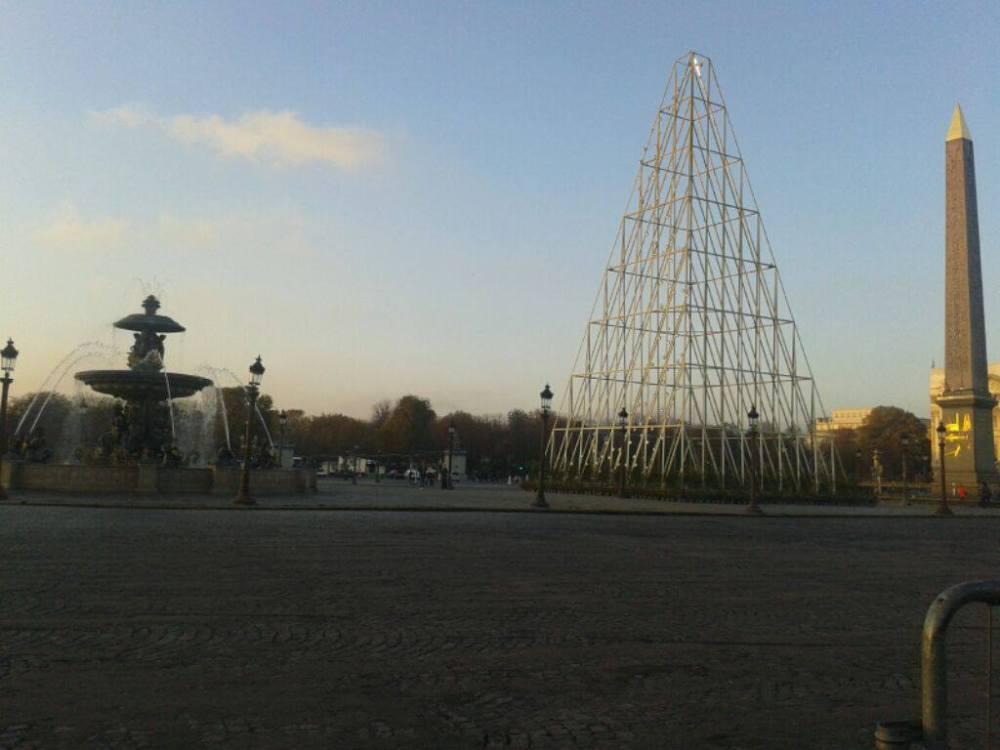 Concorde, Champs-Élysées