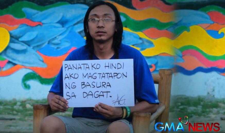 A.G. Sano. Photo courtesy: GMA News.