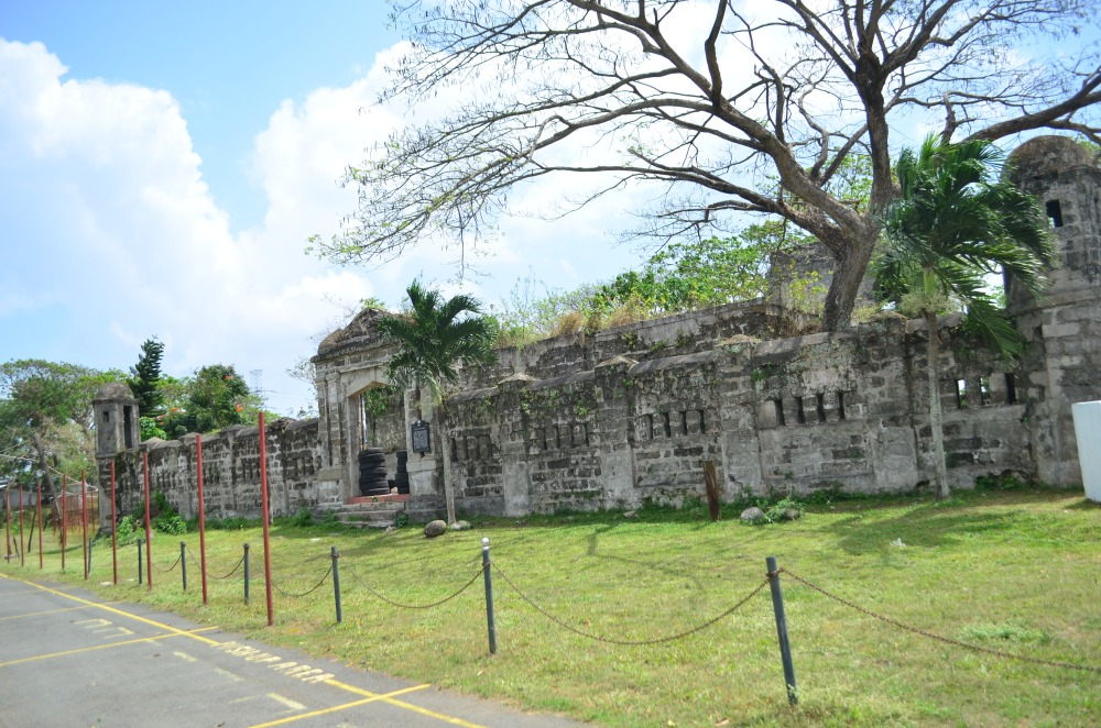 Cuartel de Santo Domingo.