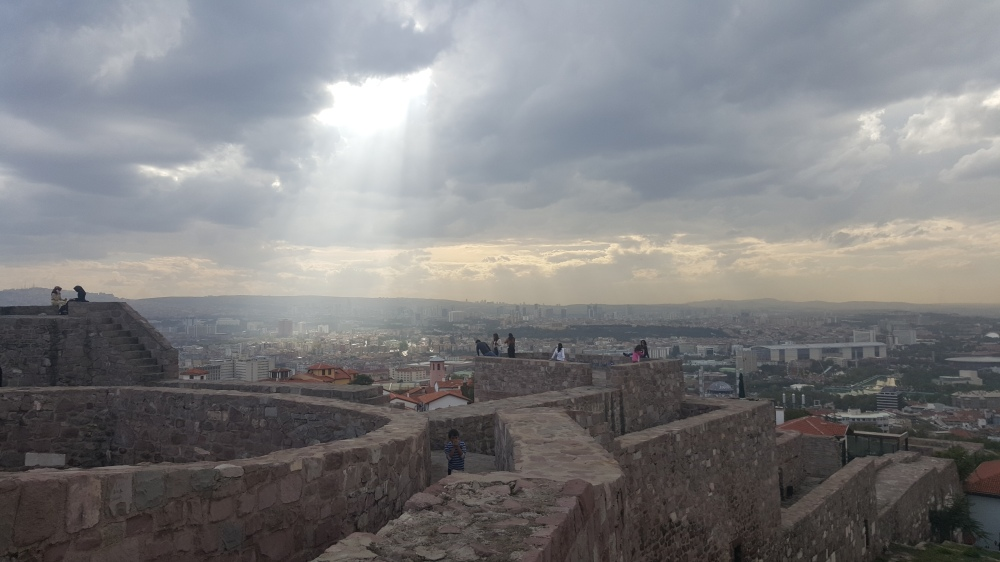 The Ankara Castle