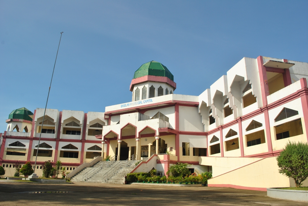 The seat of power in Basilan, Sulu. Photo courtesy: Che Gurrobat-Pascual of Backpacking Pilipinas.