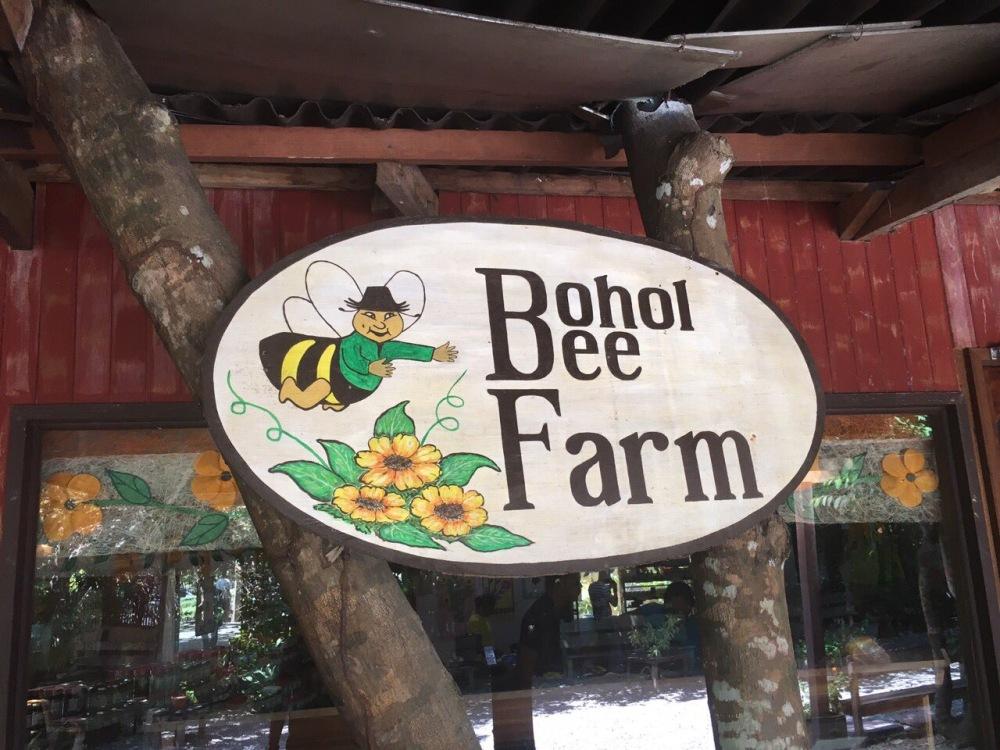Bohol Bee Farm.