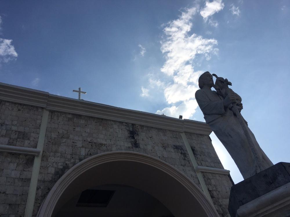 Tagbilaran Central Church.