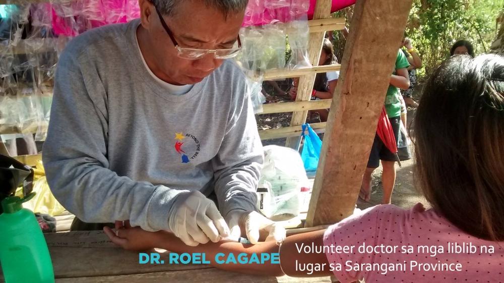 Dr. Roel Cagape.