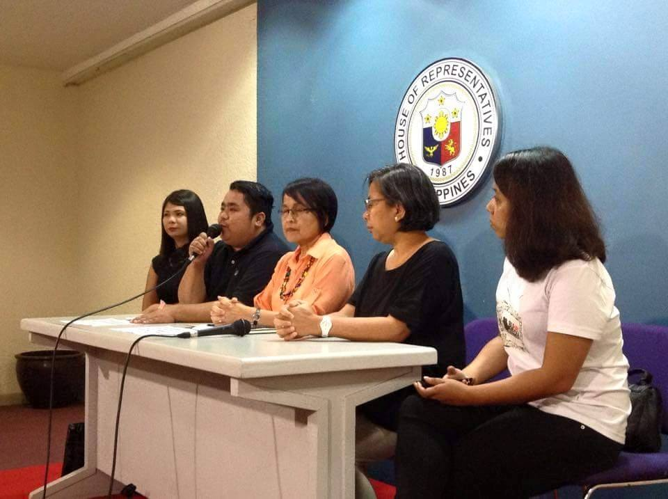 Noong Pebrero 2015, naghain ng resolusyon sa Kongreso si Party-list Rep. Emmi de Jesus at Rep. Luz Ilagan of Gabriela Women's Party,  kasama si Rep. Kit Belmonte of Quezon City (6th District) para imbestigahan ang contractualization at umano'y unfair labor practice sa mga TV network. Kuha ng Buhay Media
