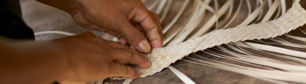 Weaving Dreams in Sibaltan, El Nido. Written by the Ayala Foundation for SubSelfie.com.