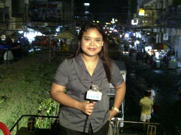 Standby for Saksi, Pasay fire update. (2011)