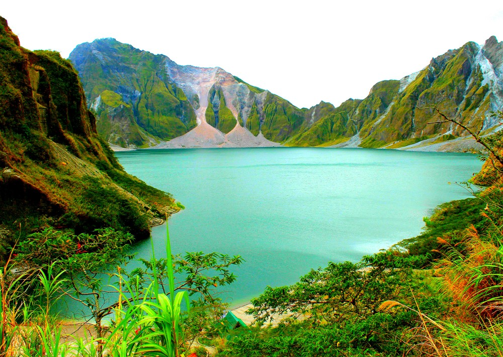 The Legacy of Mt. Pinatubo. Written by Justin Joyas for SubSelfie.com.