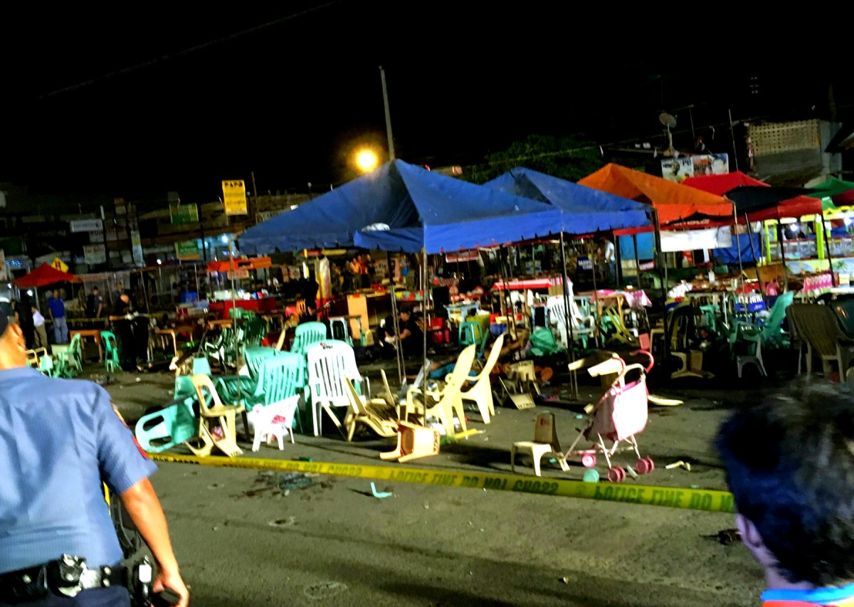 The Davao Explosion: What I Saw Is Our Country's Nightmare by Fr. Jboy Gonzales, SJ