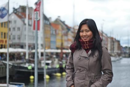 Walking tour in Copenhagen