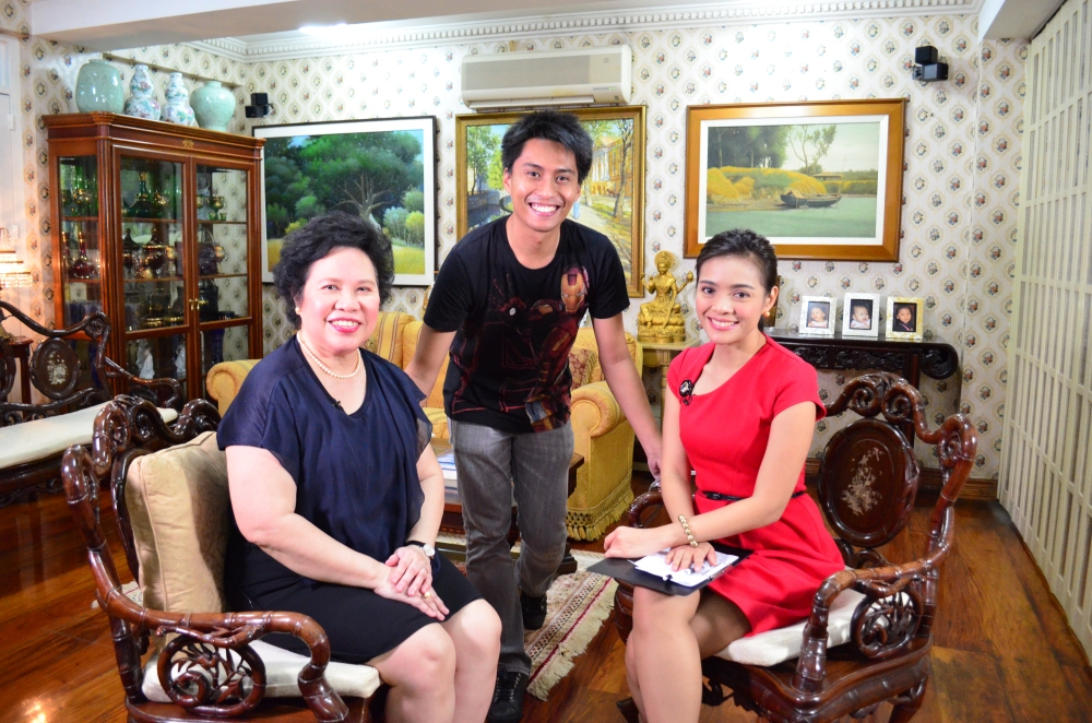 June 1, 2012. I was the segment producer of Vicky Morales for the documentary Ang Hatol: Guilty.