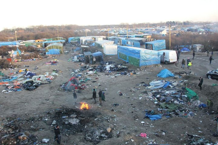 "The Calais ""Jungle"""