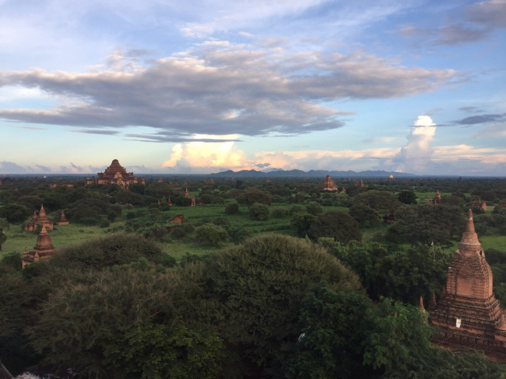 bagan-establishing