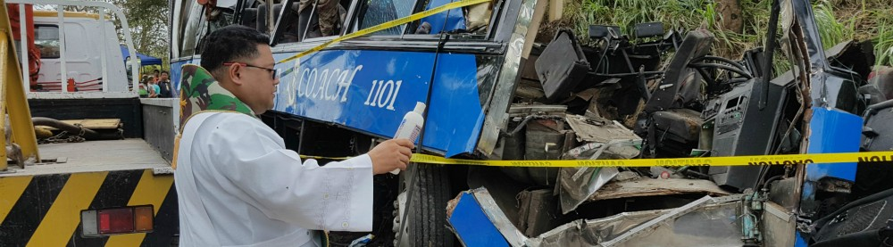 Magnetic Hill: The Bus Tragedy of Tanay, Rizal. Written by Bam Alegre for SubSelfie.com.