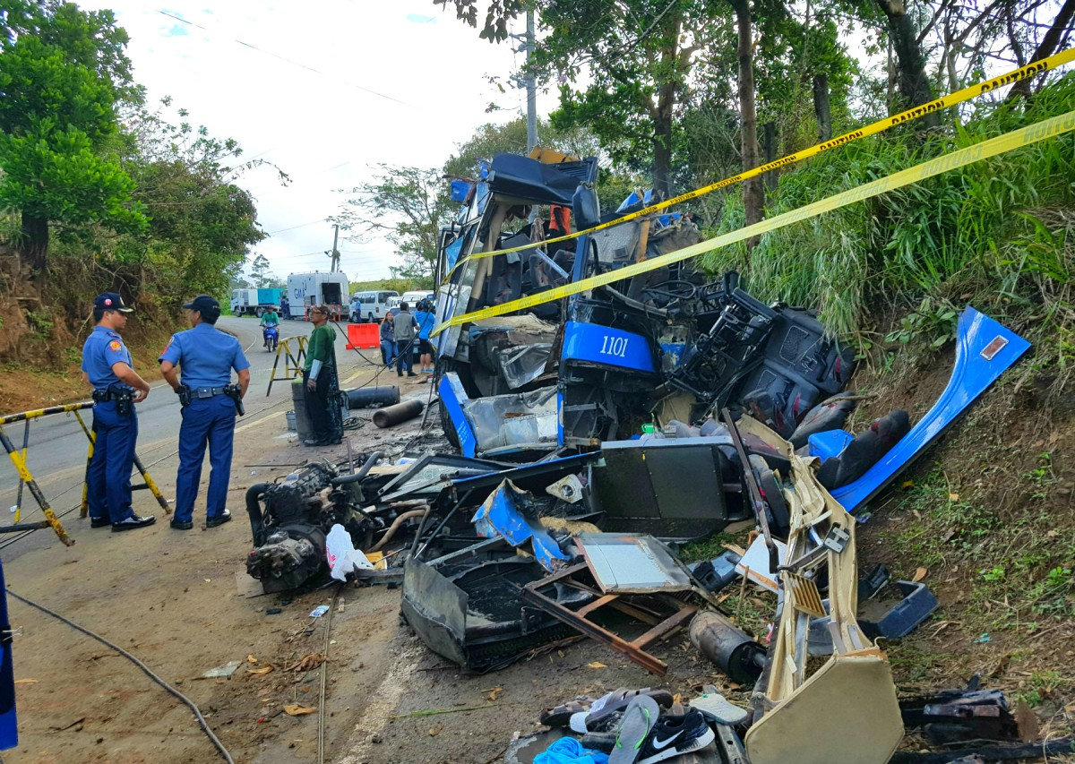 Magnetic Hill: The Bus Tragedy of Tanay, Rizal