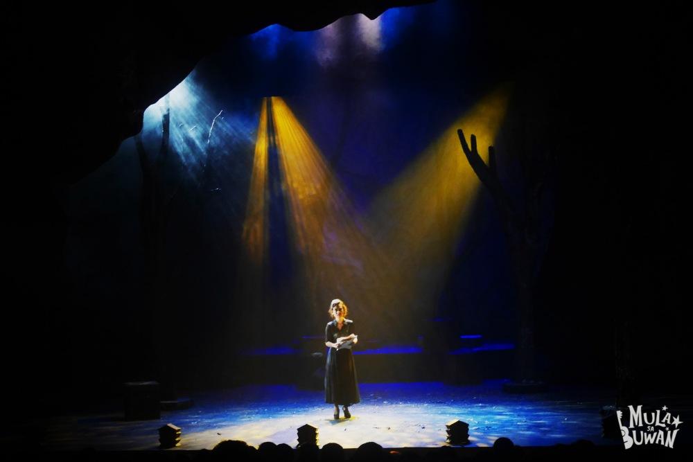 Roxane singing Ang Sabi Nila.
