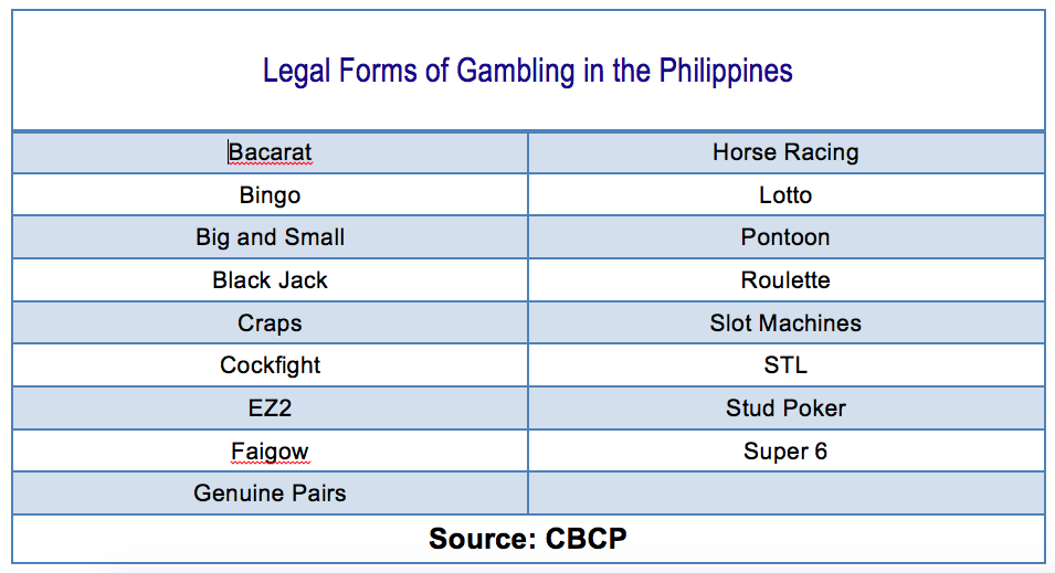 Is gambling illegal in the uk