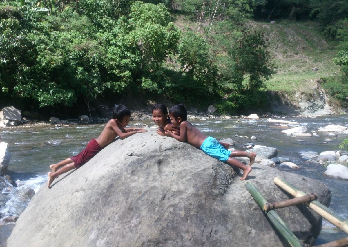 'Allah Valley' at mga Lumad
