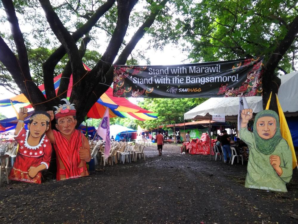 Lakbayan ng Pambansang Minorya sa UP Diliman_2017