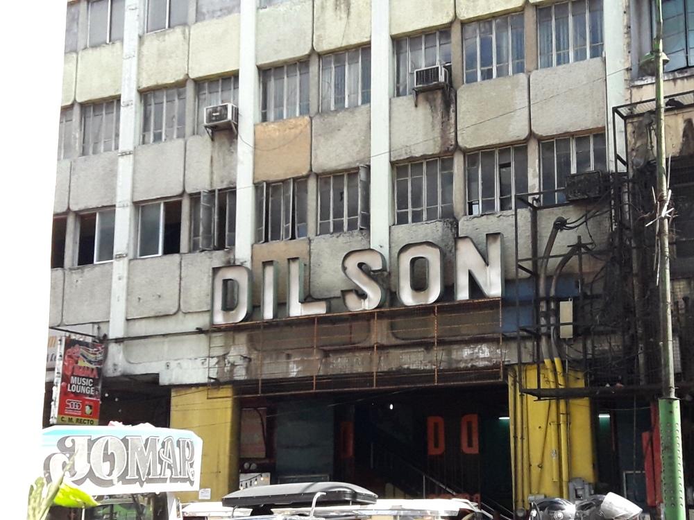 Dilson Theatre (along C.M. Recto)