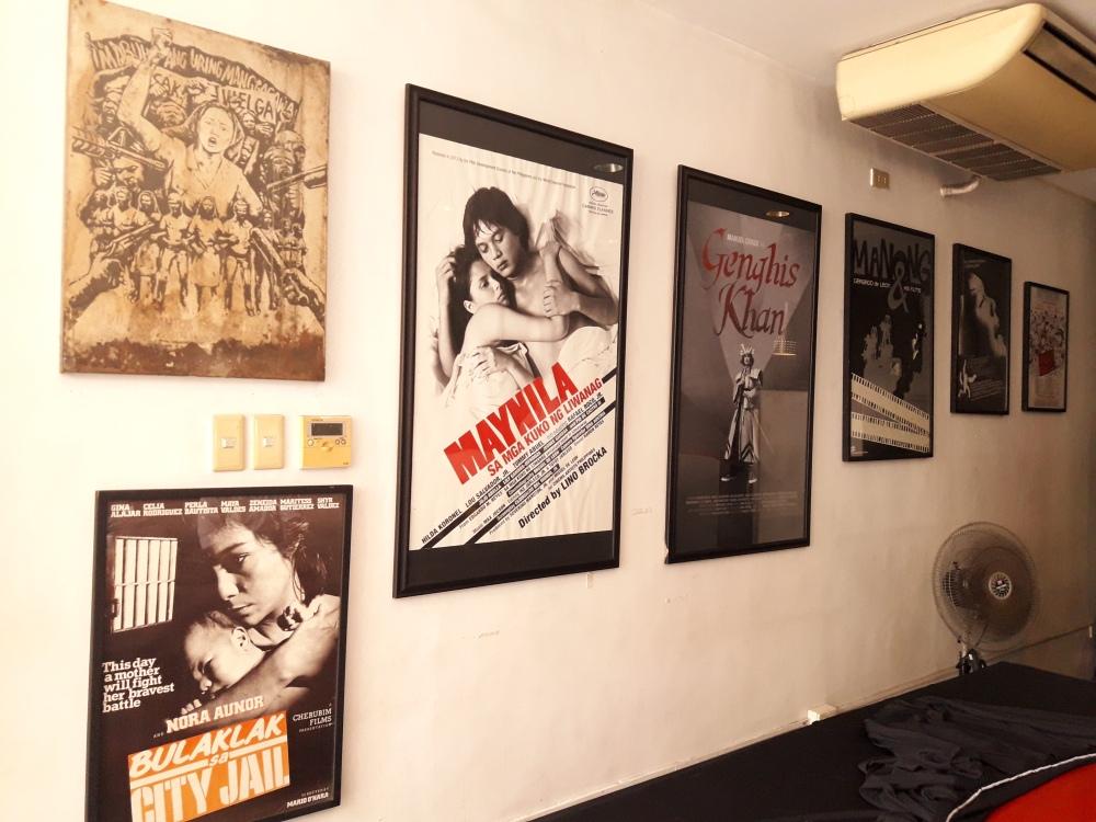 Classic Filipino films.