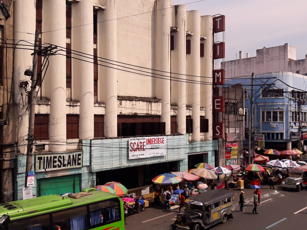Times Theater is still operation to date, showing local films or second-run B-movies