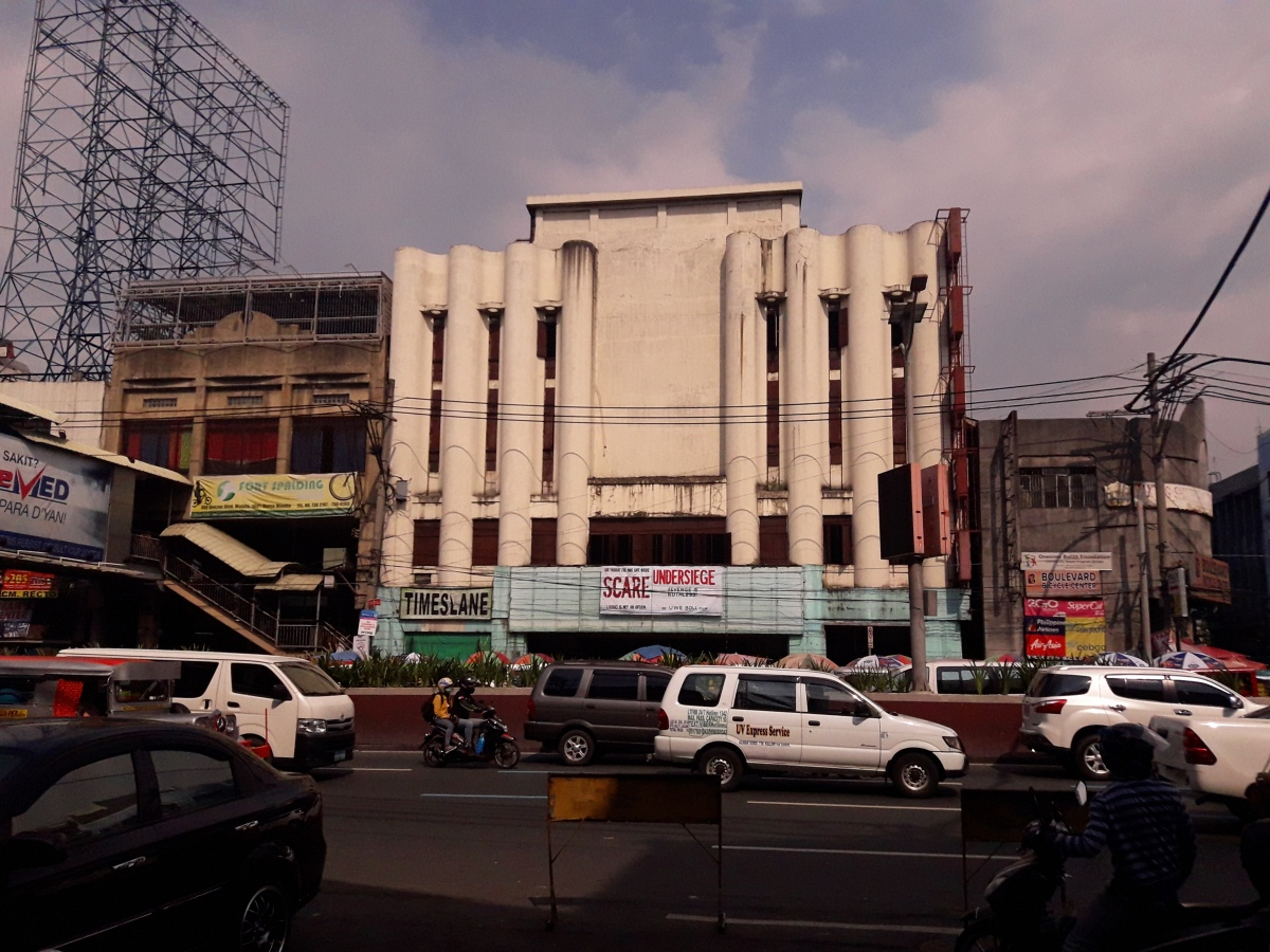 Manila's Downtown Cinemas: Flicks and Memories