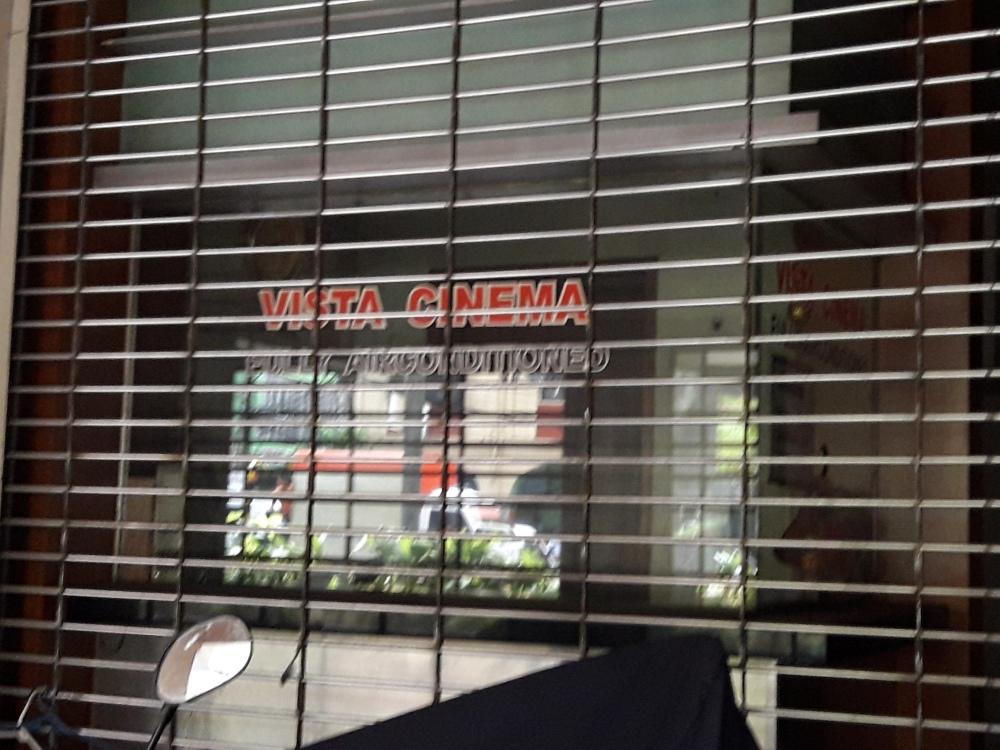 Vista Cinemas (closed just months ago)
