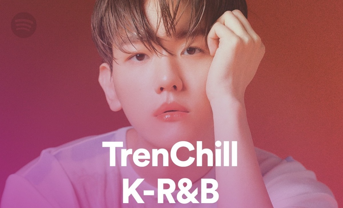 SubSelfie Spotify K-Pop TrenChill K-R&B