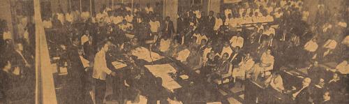 Ferdinand Marcos SONA 1970
