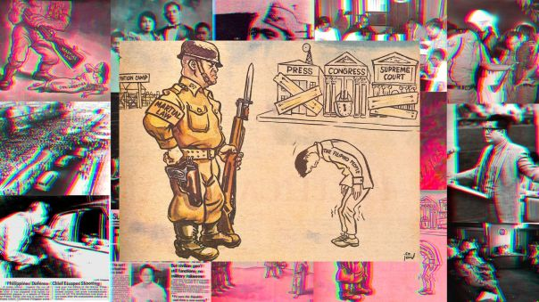 Free Press Editorial Cartoon