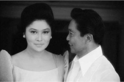 Imelda & Ferdinand Marcos