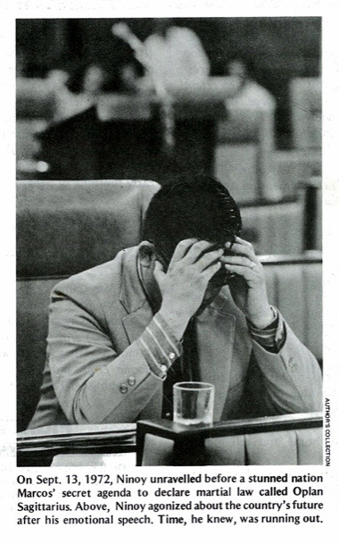 Ninoy Aquino Oplan Sagittarius Exposé