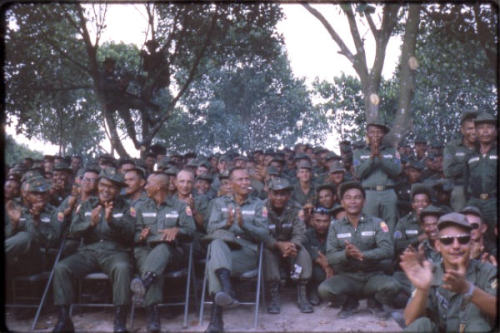 PHILCAG in Vietnam