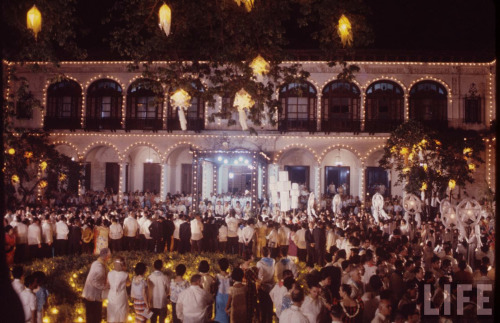 1967 Manila Summit Party in Malacañan